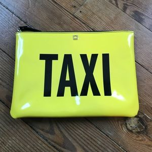 Kate Spade Off Duty Taxi Clutch